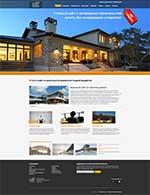 готовый сайт о строительстве продается