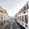Ведущие архитекторы Come Together, в лондонском районе Летняя выставка Context / Эрик Пэрри.  Изображение предоставлено Эрик Парри архитекторов