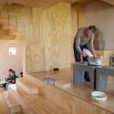 Лестница Дом / Оникс © Werry Крона