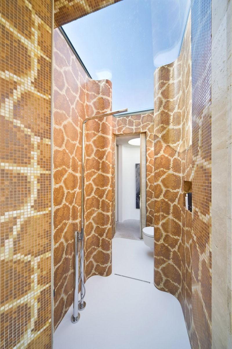 Giraffe Tiles