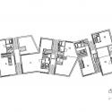 План Kaminoge Дом / Kawabe Наоя Архитекторы конструкторское бюро Третий Этаж