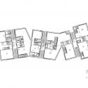 План Kaminoge Дом / Kawabe Наоя Архитекторы конструкторское бюро Второй этаж