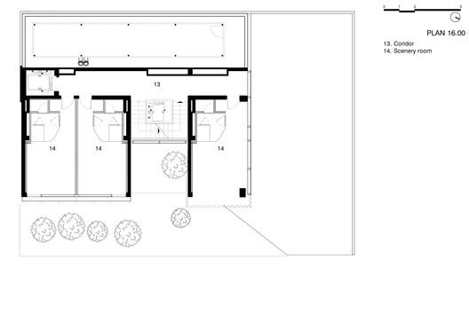 План этажей 2