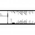 Магазин 03 / i29 архитекторами План первого этажа