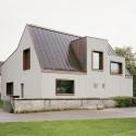 Общественный центр для Евангелической реформатской церкви в Wurenlos / Menzi Bürgler Architekten © Rasmus Norlander