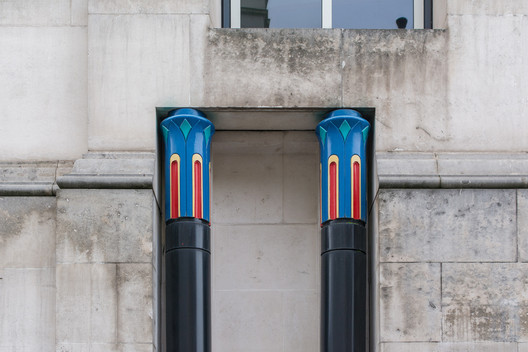 Sainsbury Wing, Национальная галерея Лондон / Вентури Скотт Браун.  Изображение © Valentino Danilo Matteis