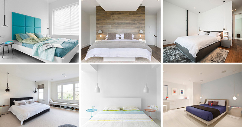 21 фотографий, которые показывают, почему вы должны думать о Установка подвесных светильников в спальне