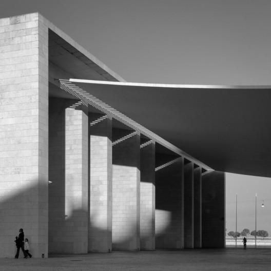 Португальский национальный павильон Expo'98.  Изображение © Flickr пользователь Pedro Moura Pinheiro