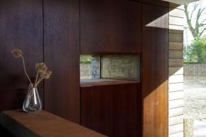 Внутренние интерьеры коттеджа. Современный дизайн и минимализм.