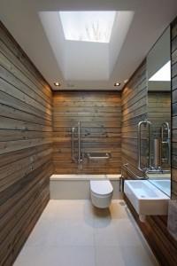 Минимализм в дизайне интерьера каждого помещения. Санузел.
