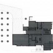План коттеджа, второй этаж.