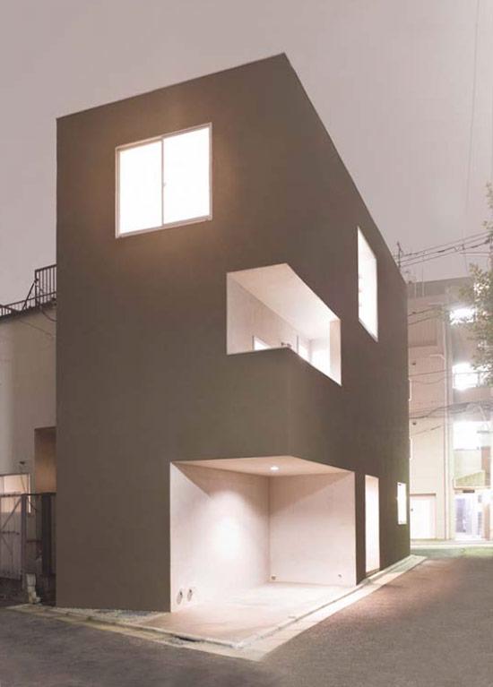 Минимализм в японской архитектуре