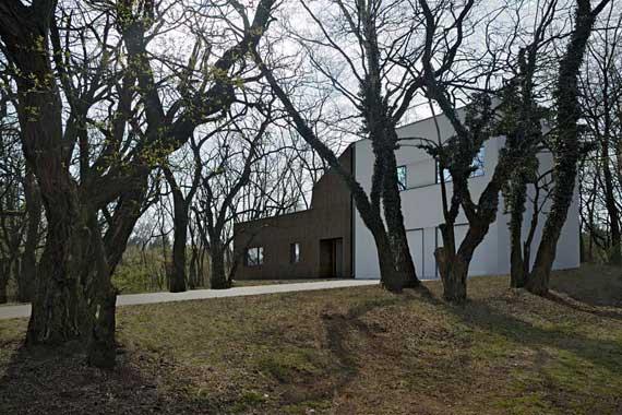 Пример перестройки и переделки коттеджа. Проект польской архитектурной фирмы