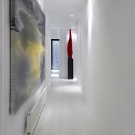 Интерьеры загородного дома коридор фото