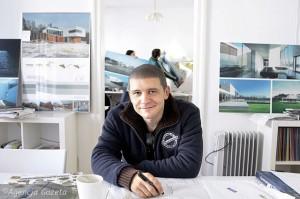 Архитектор проекта коттеджа из польского архитектурного бюро