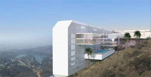 Проект отеля Hollywood