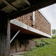 Элементы старой постройки сохраненные в коттедже