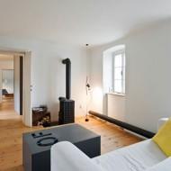 Переделка дома - просторные и светлые интерьеры