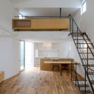 Интерьер японского дома в стиле минимализм
