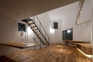 Маленький дом японский городской