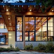 Проект небольшого деревянного дома