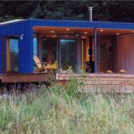 Проект простого и дешевого сборного домика