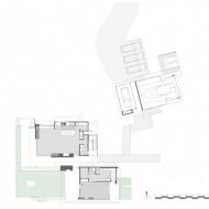 План современного 2-этажного коттеджа