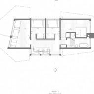 План современного коттеджа с расположением комнат и помещений