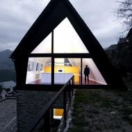 Перестройка дома в современный коттедж