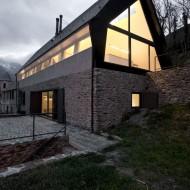 Проект переделки старого каменного дома