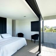 Спальня с открытым выходом на террасу
