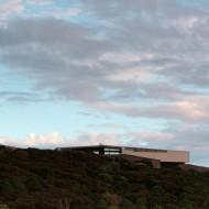 Пример минимального воздействия постройки на окружающий ландшафт
