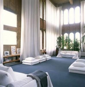 Жилые помещения в резиденции архитектора