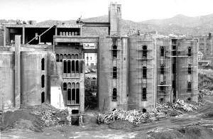 Фото объекта до перестройки и реконструкции