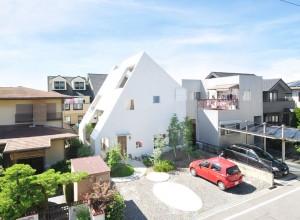 Проект современного японского дома