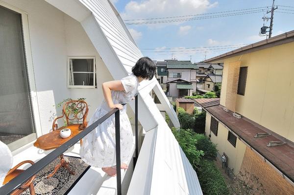 Балконы в частном доме