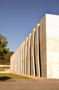 Проект нестандарного офисного строения