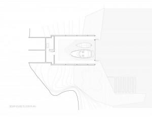 План нижнего этажа