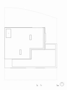 План современного коттеджа вид сверху (с крыши)