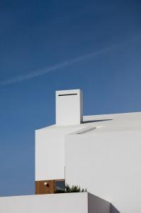Простые геометрические формы в проекте современного коттеджа
