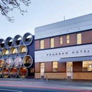 редизайн интерьера и фасада отеля