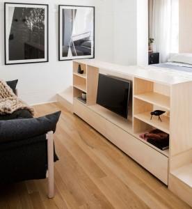 Организация мебольшого пространства в доме