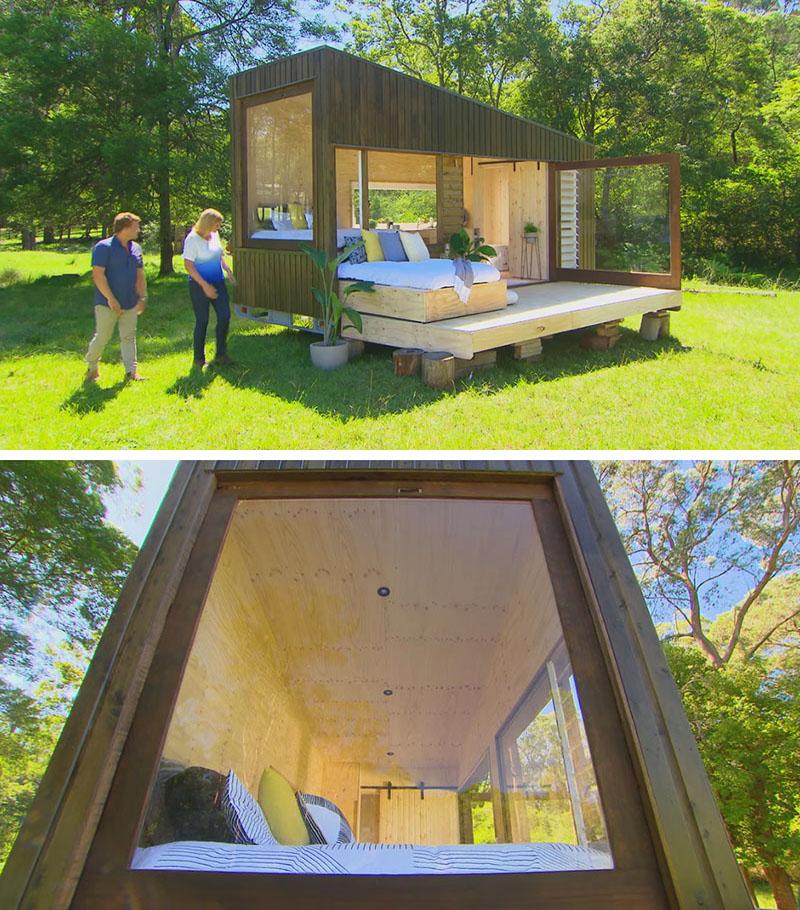 супер маленький дом